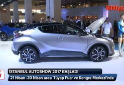 İstanbul Autoshow 2017 - Toyota