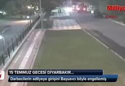 Darbecilerin Diyarbakır Adliyesini işgalini, Başsavcı önlemiş