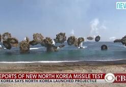 Kuzey Kore dört füze birden fırlattı