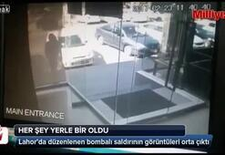 Bombalı saldırının görüntüleri ortaya çıktı