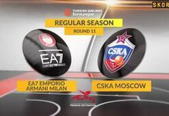 CSKA, Milanoya acımadı