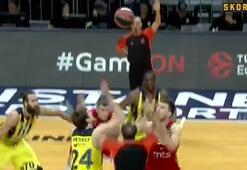 Fenerbahçe Kızılyıldıza fark attı