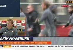 Dirk Kuyt:Fenerbahçe mağlup olursa...