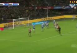 Dirk Kuyt attı, Feyenoord kazandı