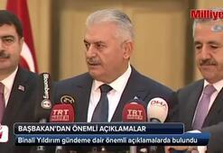 HDP ve Diyarbakır'daki saldırıya ilişkin konuştu