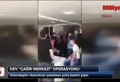 İstanbul polisinden dev çağrı merkezi operasyonu