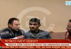 Ogün Samastın gözaltındaki görüntüleri ortaya çıktı