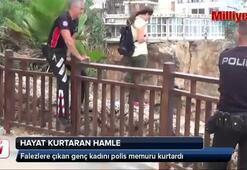 Polisin bu hamlesi hayat kurtardı
