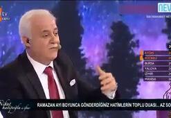 Nihat Hatipoğlundan eşine jest