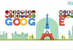 EURO 2016 doodle oldu