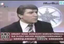 Hrant Dinkten Almanyaya sözde Ermeni soykırımı tepkisi