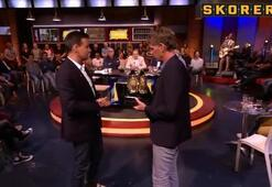 Hollandada yılın oyuncusu; Dirk Kuyt