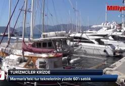 Tur teknelerinin yüzde 60ı satılığa çıkartıldı