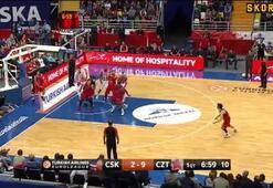 Playoffta ilk maçların MVPsi Milos Teodosic
