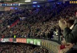 Dirk Kuyt durmuyor 2 gol birden...