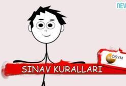 ÖSYM'den üniversite adaylarına animasyonlu uyarı