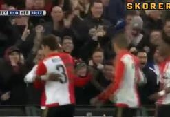 Kuyt yine attı Feyenoord kazandı...