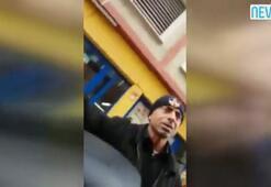 Kadıköyde değnekçi dehşeti... Gazeteciyi dövdüler