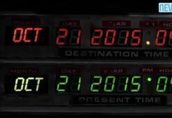 Bugün o gün: 21 Ekim 2015