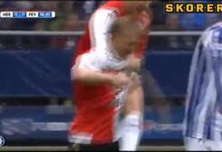 Kuyt hat-trick yaptı, Feyenoord kazandı...