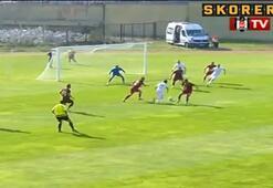 Bayrampaşalı Feridundan Messi vari gol