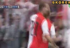 Kuyt attı, Feyenoord kazandı