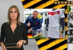 Avrupa Gündemi   Podolskiden Türkçe küfür