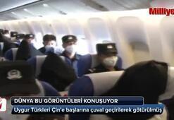 Uygur Türkleri Çine böyle götürülmüş