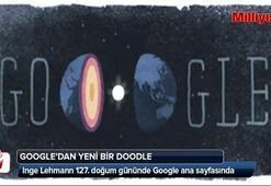 Inge Lehmann kimdir Google tarafından Doodle hazırlanan Inge Lehmann neyi keşfetti