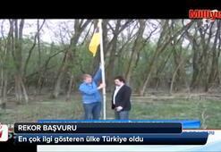 Türkiyeden Liberlanda rekor başvuru