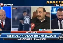 Herkes şok oldu Beşiktaşa yapılan büyüyü bozdum