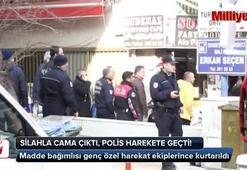 Özel harekat polisleri alarma geçti