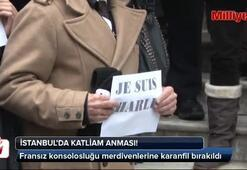 İstanbulda katliam anması