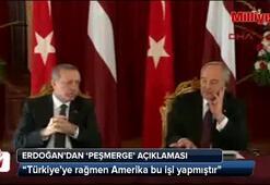 Erdoğan'ın hedefinde ABD vardı