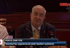 İstanbul'da pideye zam yok