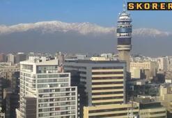 Şilide deprem etkisi