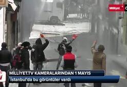 Milliyet.TV kameralarından 1 Mayıs