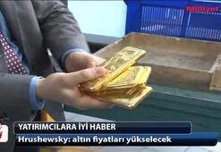 Altın fiyatları yükselecek