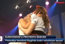 Eurovisionu böyle protesto edecek