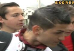 Ronaldo-Ramos taraftarın içinde