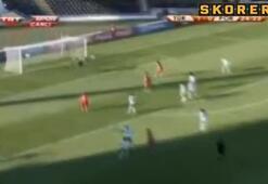 Genç milliden Portekiz ağlarına muhteşem gol