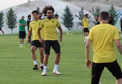 Malatyasporda Donald ve Murat Yıldırım as takımda