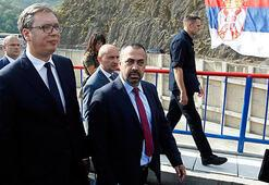 Sırp lider Vucicin Kosova ziyaretinde gerginlik