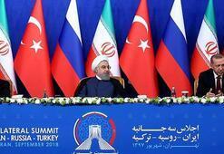 Tahran Zirvesi Avrupa basınında Türkiyenin ateşkes çağrısıyla yer buldu