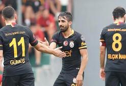 Galatasaray, İstanbulsporu Muğdatın golleriyle yendi