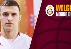 Galatasaray Arapovic transferini açıkladı