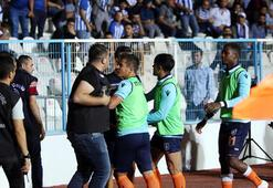PFDKdan Emre Belözoğlu ve Belhandaya ceza