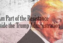 Vatan hainliği Trump yönetiminde direniş başladı...
