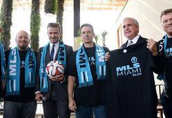 Beckhamın takımı Inter Miami oldu