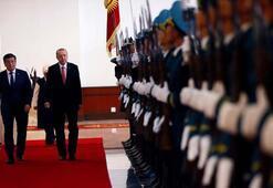 Erdoğan, Türk Konseyi Zirvesi'nde ABD'ye yüklendi: Diyalog yerine şantaj seçiyorlar